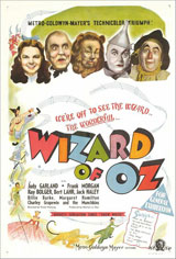The Wizard of Oz - Classic Film Series Movie Poster