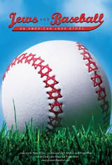 Jews and Baseball: An American Love Story Movie Poster