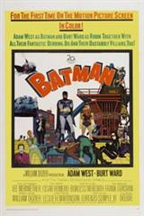 Batman: The Movie (1966) Movie Poster