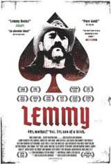 Lemmy Movie Poster