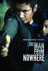 The Man From Nowhere Movie Poster