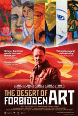 The Desert of Forbidden Art Movie Poster