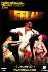 National Theatre Live: Fela! Movie Poster