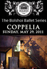 The Bolshoi Ballet: Coppelia Movie Poster