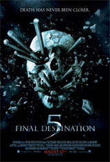 Final Destination 5 Movie Poster