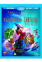 Fantasia/Fantasia 2000 Movie Poster