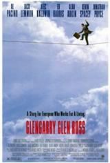 Glengarry Glen Ross Movie Poster