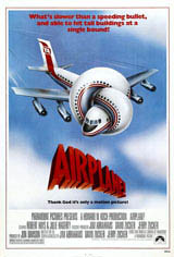 Airplane! Movie Poster