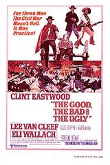 The Good, The Bad And The Ugly Movie Poster