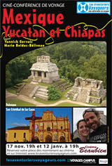 Mexique : Yucatan et Chiapas Movie Poster