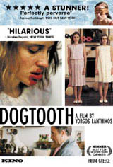Dogtooth Movie Poster