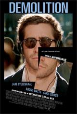 Demolition Movie Poster