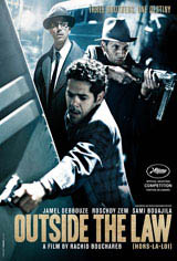 Outside the Law Movie Poster