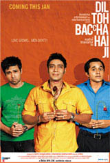 Dil Toh Baccha Hai Ji Movie Poster