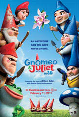 Gnomeo & Juliet (v.o.a.) Movie Poster
