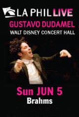 L.A. Philharmonic Live: Dudamel Conducts Brahms 4 Movie Poster