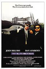 The Blues Brothers Movie Poster