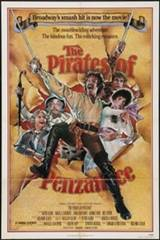 The Pirates of Penzance Movie Poster