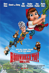 Hoodwinked Too: Hood vs. Evil Movie Poster
