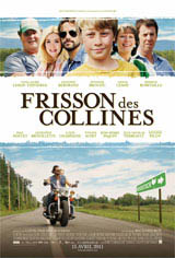 Frisson des collines Movie Poster