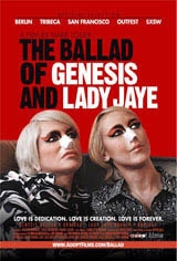 The Ballad of Genesis and Lady Jaye Movie Poster