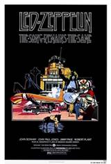 Led Zeppelin: The Song Remains the Same Movie Poster