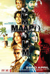 Dum Maaro Dum Movie Poster
