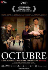 Octubre Movie Poster