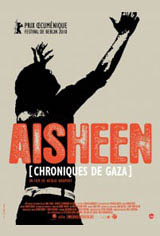 Aisheen (Still Alive in Gaza) Movie Poster