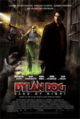 Dylan Dog: Dead of Night Movie Poster