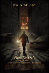 Vanishing on 7th Street Movie Poster