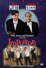 The Impostors Movie Poster
