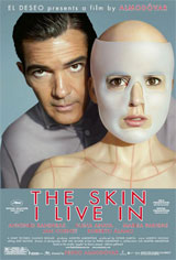 The Skin I Live In Movie Poster
