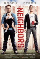 Neighbors Movie Poster