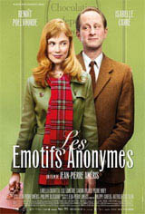 Romantics Anonymous Movie Poster