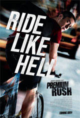 Premium Rush Movie Poster Movie Poster