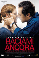 Kiss Me Again (Baciami Ancora) Movie Poster
