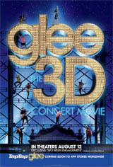 Glee: The 3D Concert Movie Movie Poster