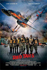 Red Tails Movie Poster
