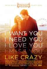 Like Crazy (2011) Movie Poster
