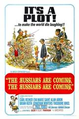 The Russians are Coming, The Russians are Coming Movie Poster