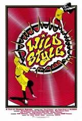 Wild Style Movie Poster