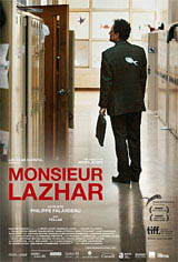 Monsieur Lazhar Movie Poster