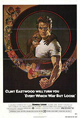 Every Which Way but Loose Movie Poster