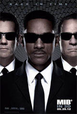 Men in Black 3 Movie Poster