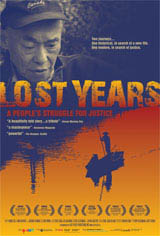 Lost Years: A People's Struggle for Justice Movie Poster