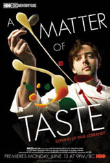 A Matter of Taste: Serving Up Paul Liebrandt Movie Poster
