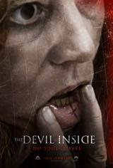 The Devil Inside Movie Poster