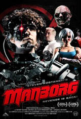 Manborg Movie Poster