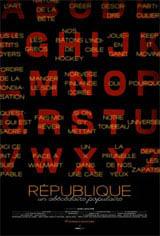 République : un abécédaire populaire Movie Poster